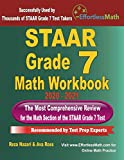 STAAR Grade 7 Math Workbook 2020 - 2021: The Most Comprehensive Review for the Math Section of the STAAR Grade 7 Test