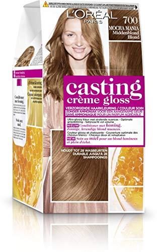 L'Oréal Paris Casting Crème Gloss 700 Mocha Mania Honig blonde -Haarverf