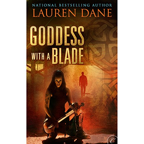 Goddess with a Blade cover art