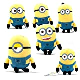 Whitehouse White House Peluche Minions 17 cm
