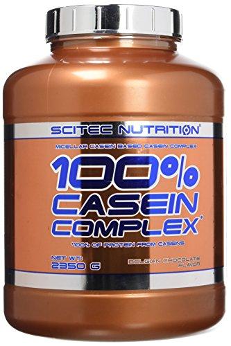 Scitec Nutrition 100% Casein Complex protéine chocolat belge 2350 g