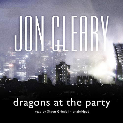 Dragons at the Party audiobook cover art