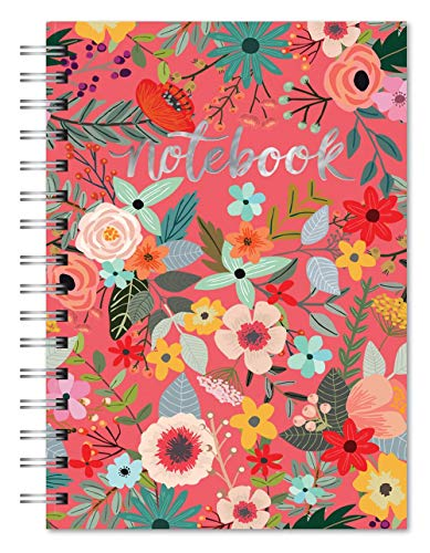Hardcover Spiral Notebook Available in 9 Different Designs x65