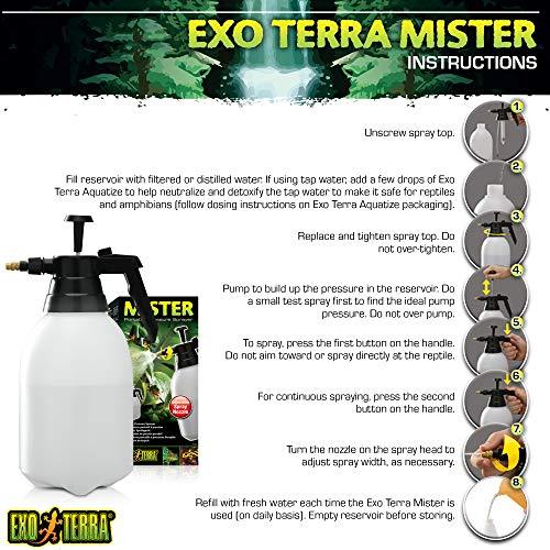 Exo Terra Sprühflasche 2 l - 3