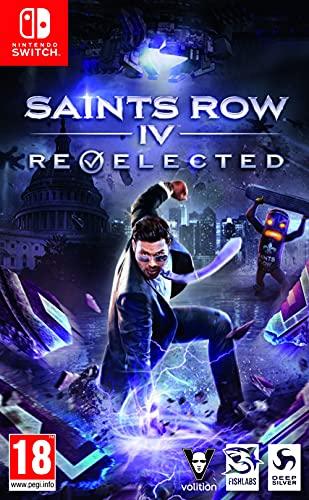 Unbekannt Saints Row IV – Re-Elected