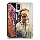 Head Case Designs sous Licence Officielle Star Trek Phlox Personnages Iconiques ENT Coque Dure pour l'arrière Compatible avec Apple iPhone XS Max