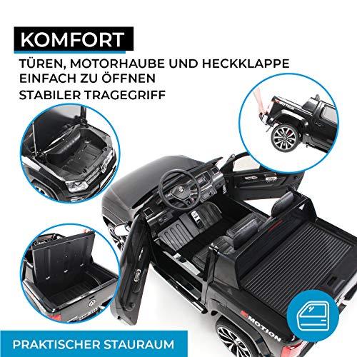 E-Auto für Kinder Volkswagen Amarok SUV Bild 6*
