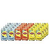 Lipton Mix-Set 24 Dosen a 330 ml Lipton Eistee 8 Dosen Lipton Peach Sparkling,8 Dosen Lipton Classic Sparkling,Lipton Classic Zero incl.Pfand !