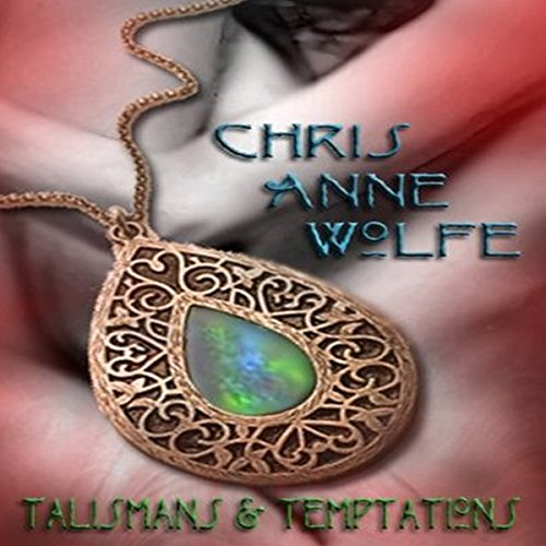 Talismans & Temptations audiobook cover art