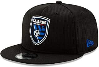 New Era Official San Jose Earthquakes On Field 9FIFTY Snapback