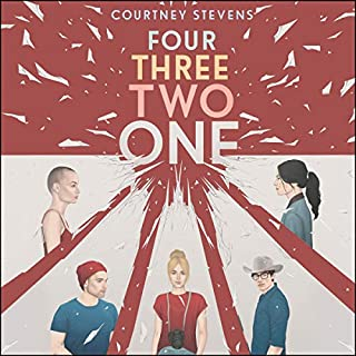 Four Three Two One cover art