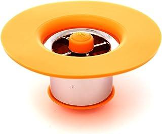 (セルクリーナー) cell cleaner セルクリーナー排水トラップ 浴室の床用 (オレンジ) [並行輸入品]