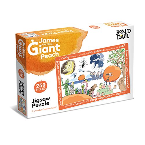 7015 James and Giant Peach Puzzle