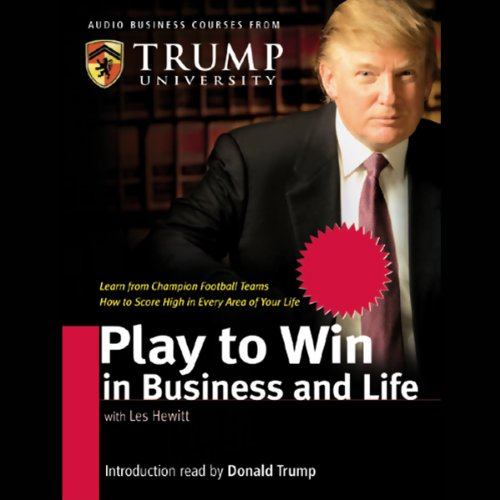 Play to Win in Business and Life audiobook cover art