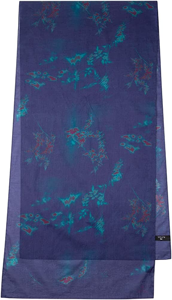 PS by Paul Smith mens Men Scarf Ps Jasmine Leaf