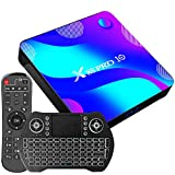 Magcubic Android 11.0 TV Box 4GB RAM 128GB ROM RK3318 Dual WIFI TV Box Android dolby H.265...