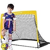 Dimples Excel Portería de Fútbol para Niños Plegables Portería Red para Niños Jardín Entrenamiento Futbol x1