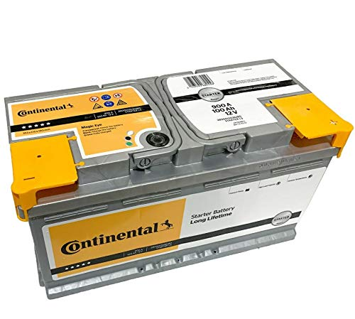Autobatterie Continental - 12V 100Ah 900A