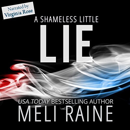A Shameless Little Lie audiobook cover art