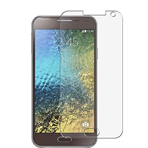Vaxson 3 Stück Schutzfolie, kompatibel mit Samsung Galaxy E5 / E500F / E500H / E500HQ / E500M / E500F / E500H / E500M, Bildschirmschutzfolie TPU Folie [nicht Panzerglas]