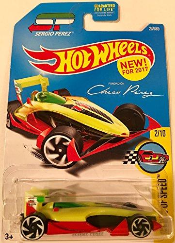 Hot Wheels, 2017 Legends of Speed, Speedy Perez (Sergio Perez) 23/365