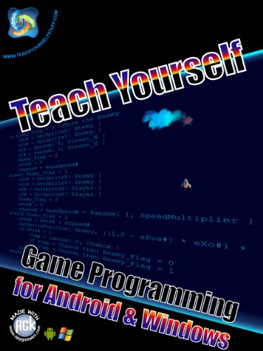 Teach Yourself Game Programming for Android and Windows: Your ultimate App Game Kit starting guide (Teach Yourself Stuff AGK series Book 1) (English Edition)