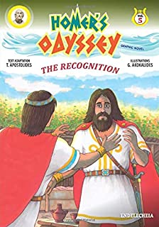 Homer's Odyssey - Graphic Novel: The Recognition