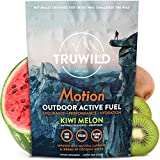 Motion - All Natural Pre Workout Powder Drink Mix for Men and Women - Plant Based Vegan Keto Preworkout Energy Drink Supplement - Amino Acids - Creatine Free - No Crash or Jitters (Single)