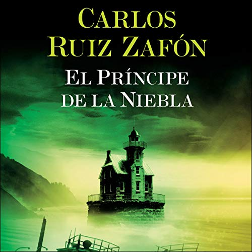 El Príncipe De La Niebla La Trilogía De La Niebla Book 1 Audible Audio Edition Carlos Ruiz Zafón Marcel Navarro Editorial Planeta Audible Audiobooks