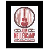 Music Ad World John Mellencamp Mini-Poster Nashville TN
