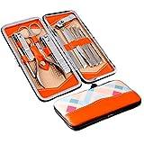 NNNQO - Kit de manicura y pedicura, uñas de los dedos, herramientas para el cuidado de las uñas, tratamiento de hongos, para uñas encarnadas o gruesas