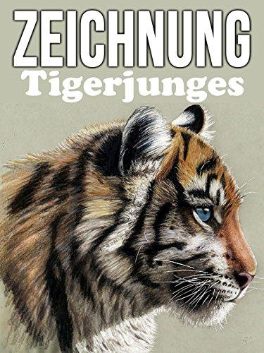 Clip: Zeichnung Tigerjunges [OV]