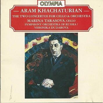 Aram Khachaturian: Cello concertos