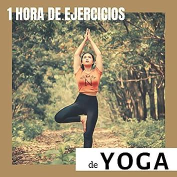 1 Hora de Ejercicios de Yoga - La Mejor Música para tu Práctica Diaria