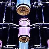 Cecotec Weinkühlschrank von 8-16 Flaschen. Tür aus Kristall- Design, Paneel Taktil und LED Bildschirm. (12, Edelstahl) - 5