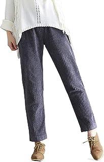 b4ce8462afc3 Amazon.es: pantalon de pana mujer: Ropa