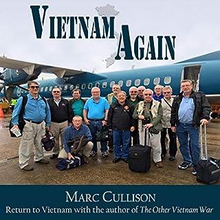 Vietnam Again audiobook cover art