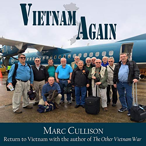 Vietnam Again audiobook cover art