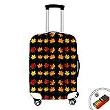 MISSMAO/_FASHION2019 Cubierta Protectora de Maleta de Viaje Lavable Duradero Personalizado para 18-32