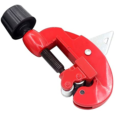 acero inoxidable 3-16mm pl/ástico PVC aluminio Cortatubos mini cortador de tubo de aleaci/ón ajustable de 3-16 mm // 4-32 mm // 5-50 mm herramienta de corte de tubos para cobre