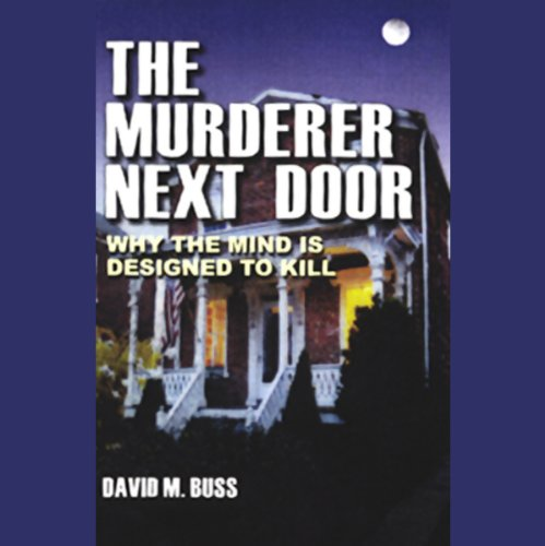 The Murderer Next Door audiobook cover art