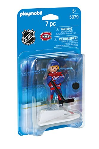 Playmobil 5079 NHL® Montreal Canadiens® Player Eishockey Spieler