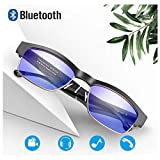 Bone Conduction Bluetooth Sunglasses Glasses Intelligence for Smart Phones Android iOS Call The