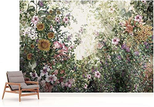 Bilderwelten Vlies Tapete - Älter werden - Wandbild Landschaftsformat Tapete Wandbild Foto Feature 3D Wallpaper 400cm * 280cm