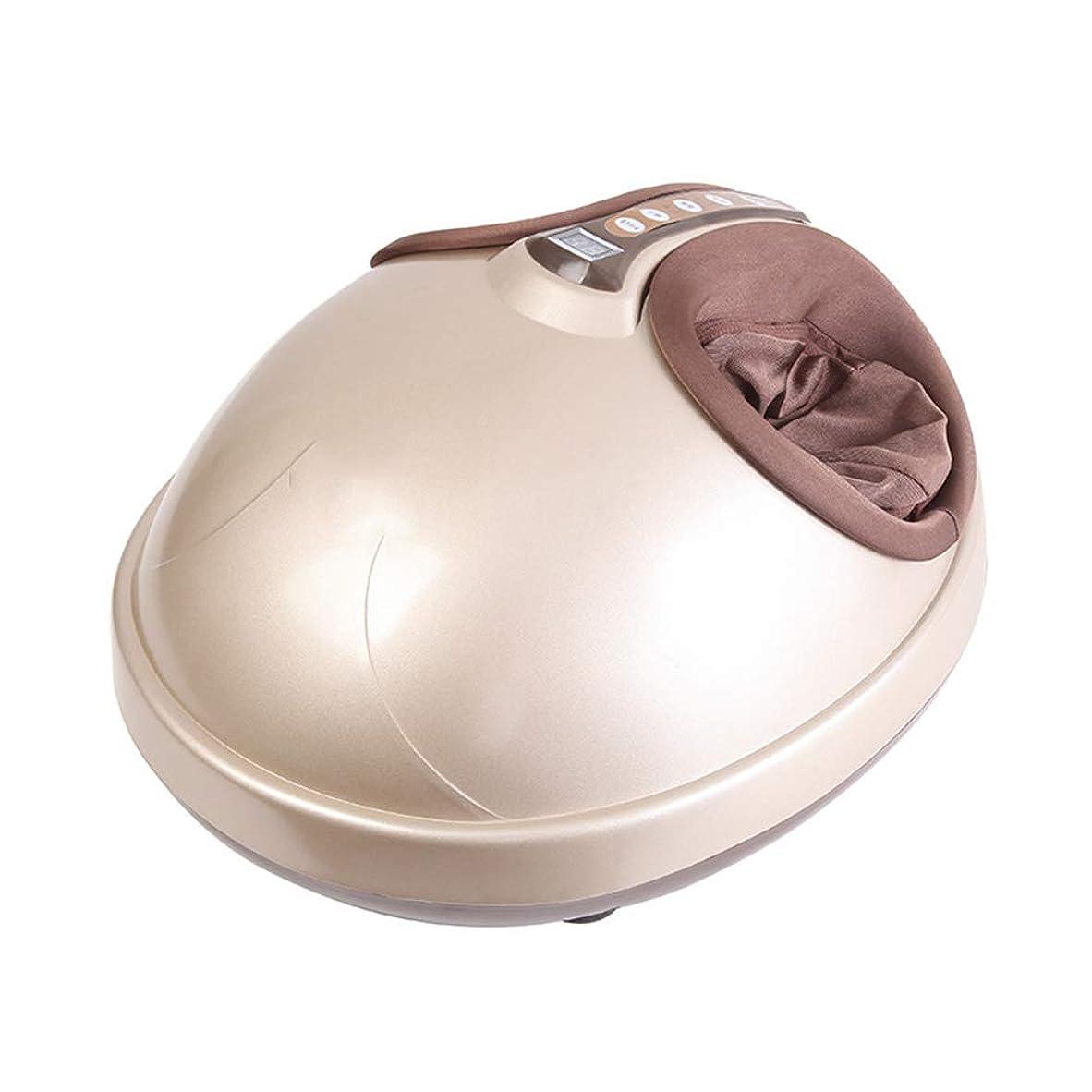 ホイットニー補体バッグ足のマッサージャー - 4D指圧練り足のマッサージャー、空気の振動と血液の循環を改善し、疲労を和らげるために熱い圧縮