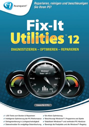Fix-It Utilities 12 [Download]