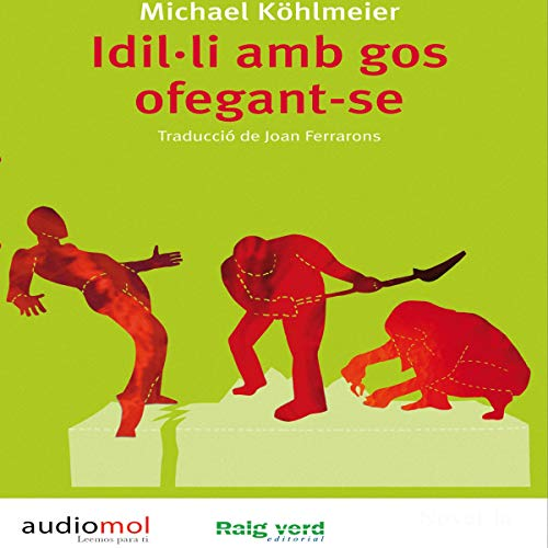Idil·li amb gos ofegant-se [ Idylls with a Dog Drowning] (Audiolibro en catalán) cover art