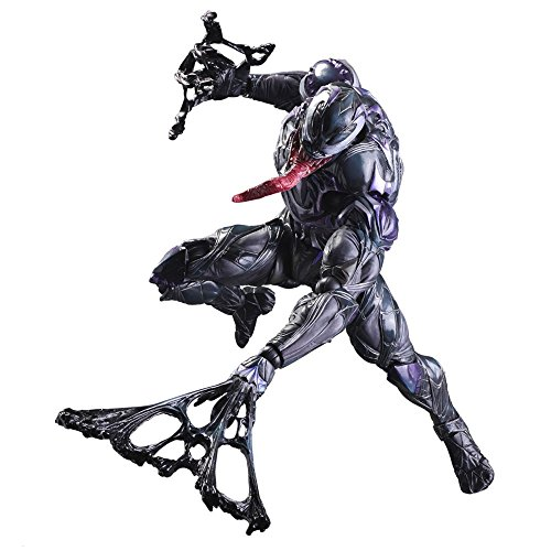 Square Enix Figurine Variant Play Arts Kaï - Venom (Marvel Comics)