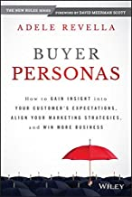 Best buyer personas by adele revella Reviews