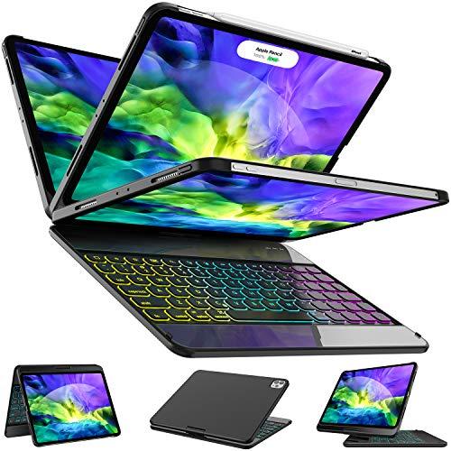 Earto iPad Air 10.9 Inch Keyboard Flip Case